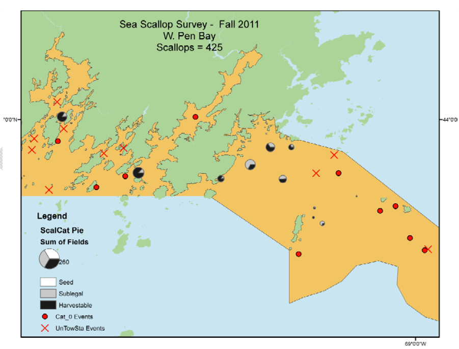 a report on the scallop industry This report is a joint product of seachoice and the monterey bay aquarium industry outreach scallop dredges are known to catch many species in addition to.