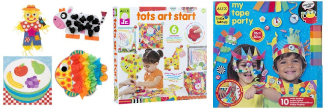 Gift Guide For Crafty Kids