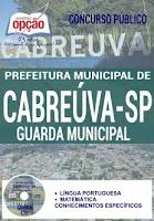 Concurso Prefeitura Cabreúva edital 2016