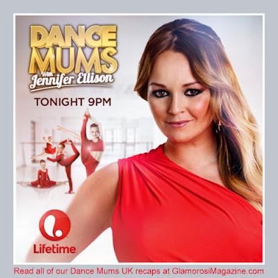 Jennifer Ellison, star of Dance Mums UK