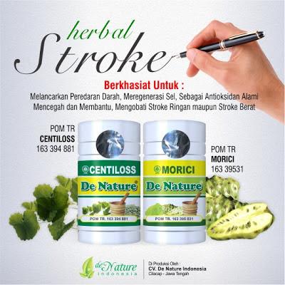 Obat Stroke Berat