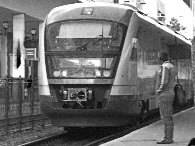 Locomotivã Electroputere Siemens - gara Cluj-Napoca - Blog FOTO-IDEEA