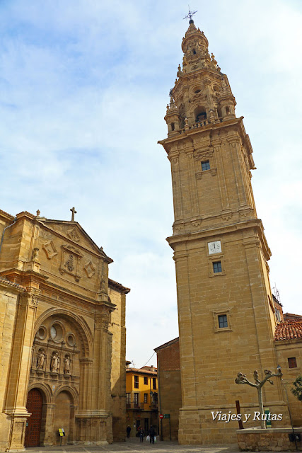 Torre exenta de la catedral de Santo Domingo de la Calzada, La Rioja