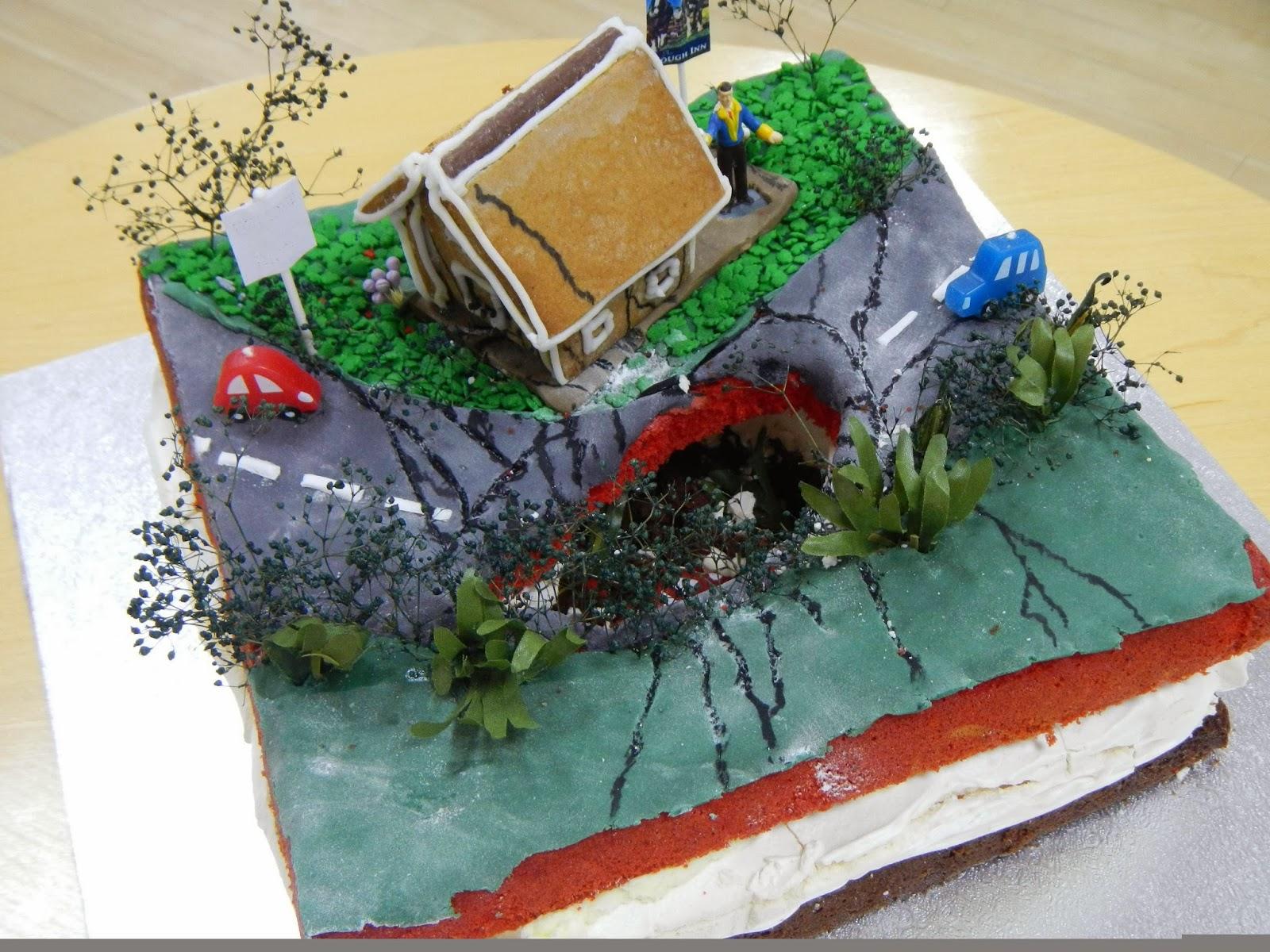 Tsunami Cake Recipe