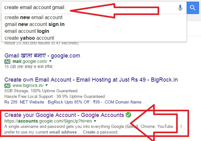 How to create email id on gmail pdf