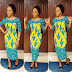 Ankara Colour Combo Inspiration Gowns to Look Stunning This Coming Weekend