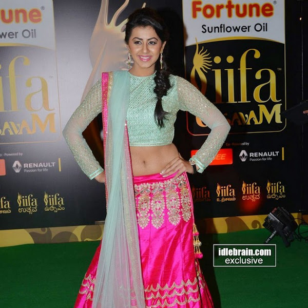 Nikki Galrani latest hot photos from IIFA Utsavam Awards 2016 Day 2