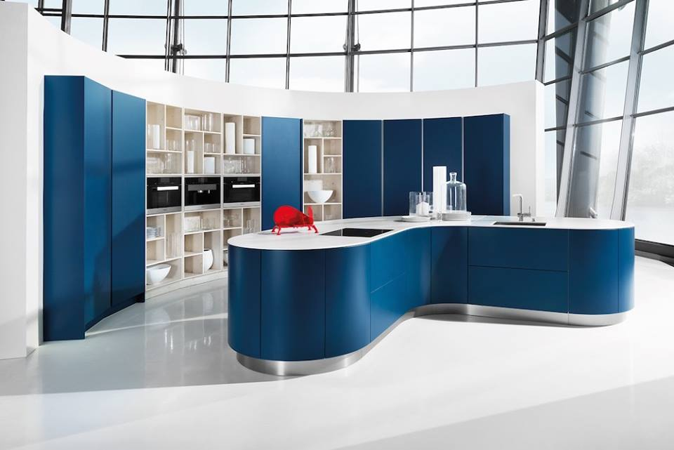 Awesome Blue Kitchen Decor Ideas 2016 To Refresh Your Home Interior