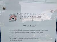 Loker Padang - Dibutuhkan beberapa orang tenaga guru/instruktur Bimbel