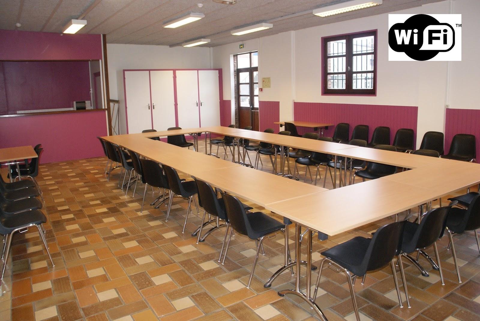 Salle de réunion à Evreux