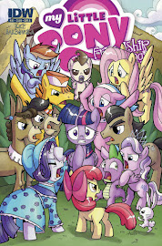 MLP Friendship is Magic #31 Comic