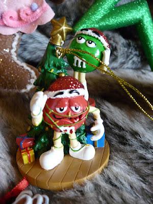 mes décorations de Noël