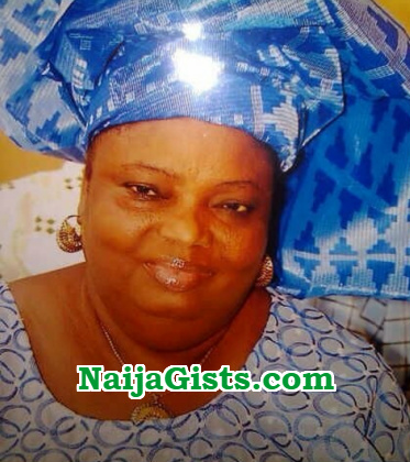 yoruba actress that died recently