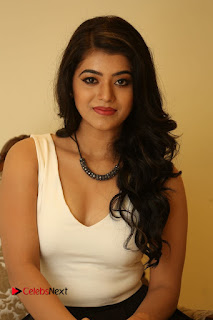 Actress Yamani Bhasker Pictures at Apartment Movie Audio Launch  0090.JPG
