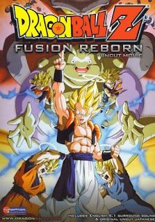 Dragon Ball Z : La Fusion De Goku y Vegeta