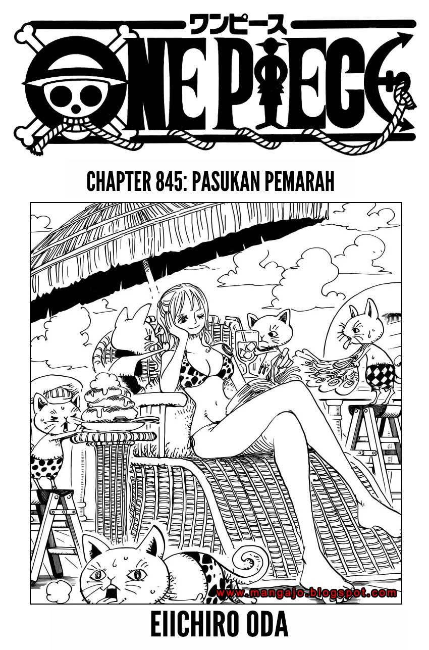 Baca One Piece Baru Indo 845