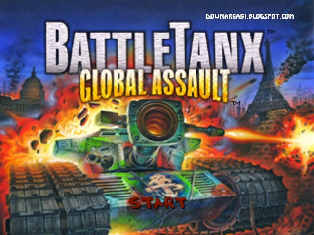 Battle tanx Global Assault n64 roms