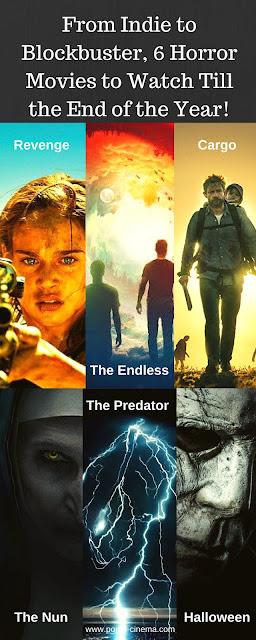 Do Indie ao Comercial, 6 Filmes de Terror Para Não Perder Até ao Final do Ano!