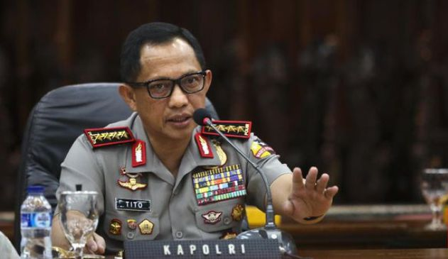 Tito Sebut Aksi 212 Picu Gerakan Menentang Kebinekaan