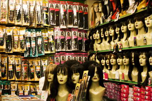 4 reasons not to buy human hair at Lagos Island Market