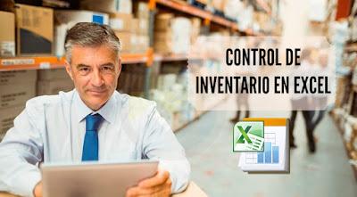 Control de Inventario en Excel [Plantillas Contables] [Descarga gratis]