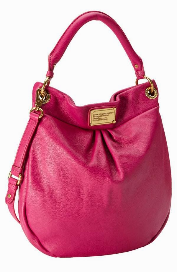 MyLilCoachStore  MARC By Marc Jacobs Classic Q Hillier Hobo in Hot ... c54699e6851a