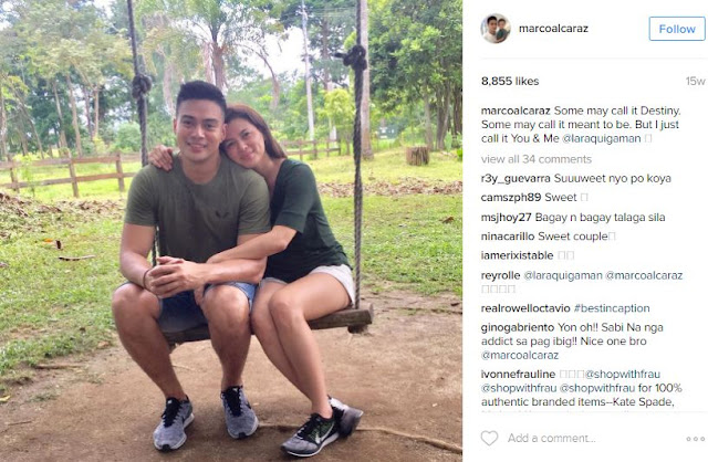 These Photos of Marco Alcaraz and Lara Quigaman Prove That True Love Can Last a Lifetime!