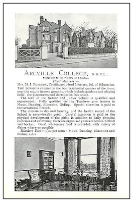 Arcville College