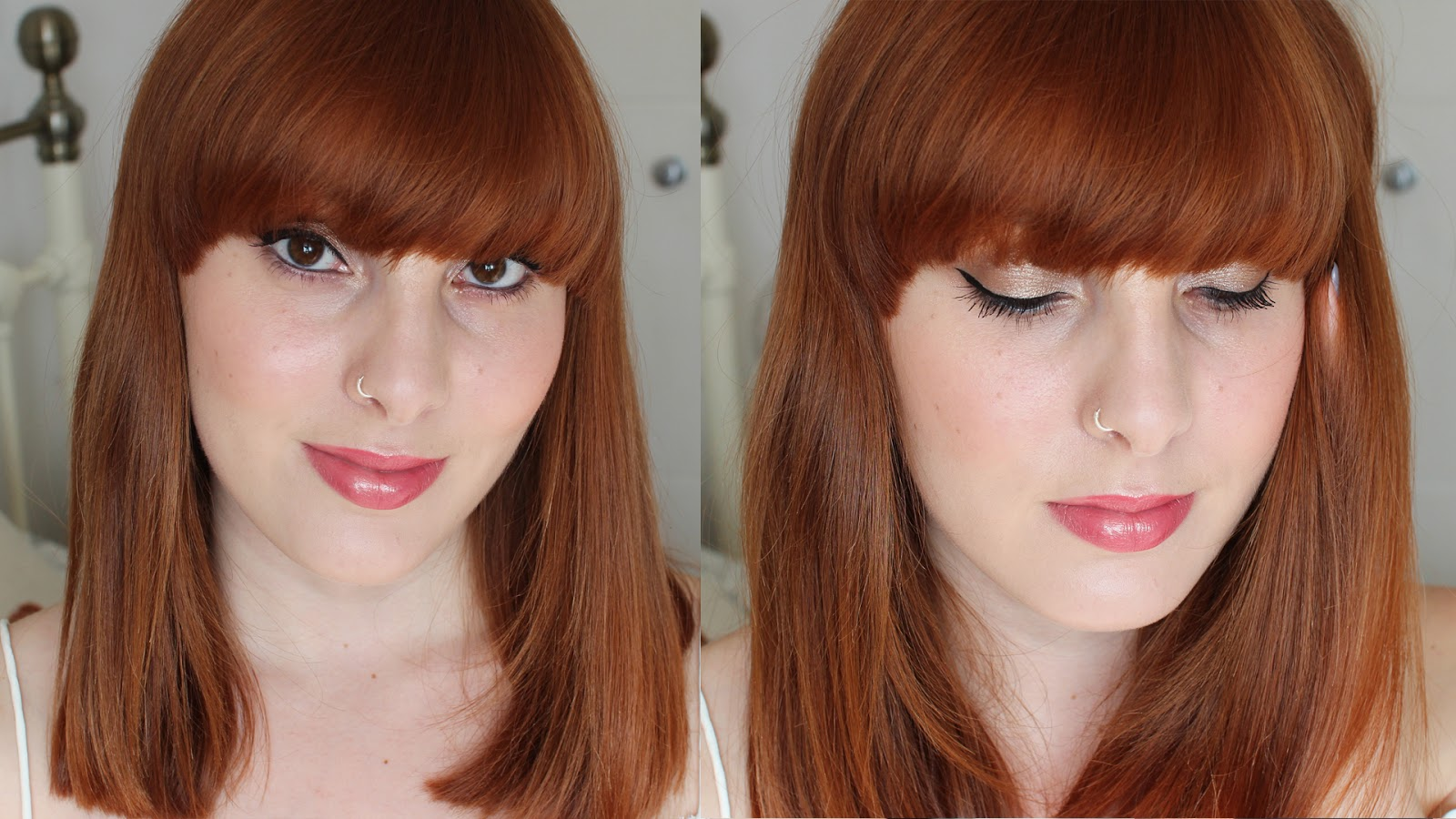 Bridal Makeup For Pale Skin & Brown Eyes