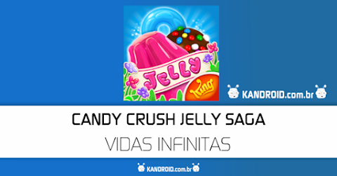 Candy Crush Jelly Saga Apk Mod v2.18.5 (Vidas Infinitas)
