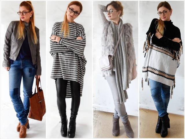 Outfitrueckblick, Februar, Looks, die Edelfarbrik, modeblog, Fashionblog