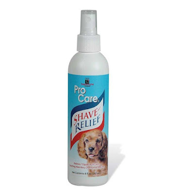 Xịt dưỡng lông PPP Shave Relief