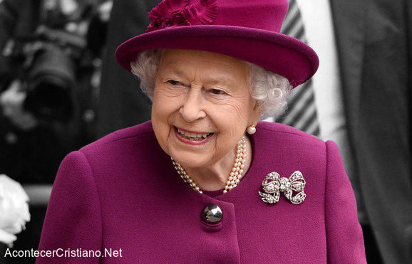 Mensaje de la reina Isabel del Reino Unido