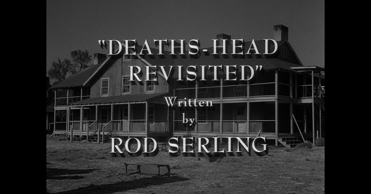 Image result for deaths head revisited twilight zone