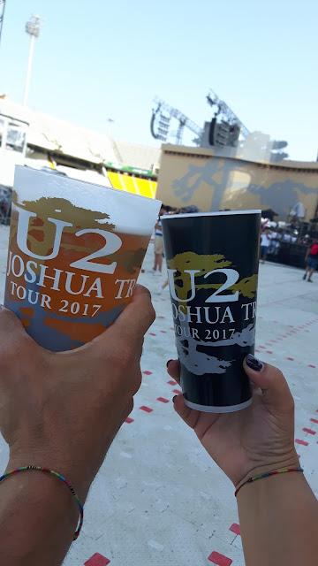 U2 live in Barcelona