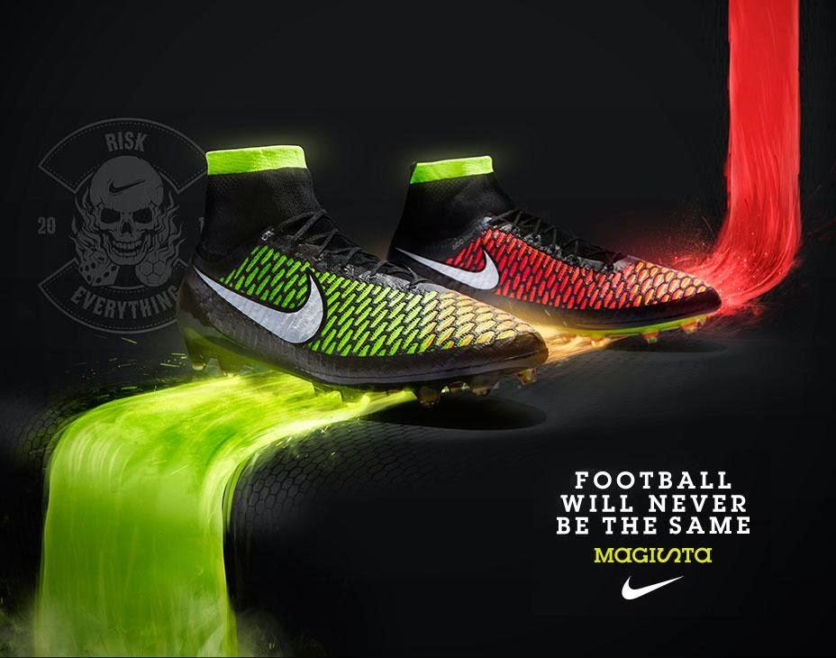 85db94412eaad ¡Nuevos colores para los botines Nike Magista Obra!