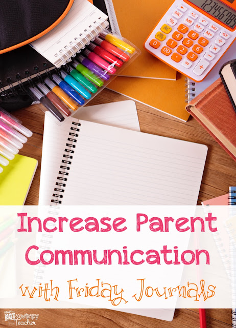 Diary of a Not So Wimpy Teacher Increase Parent