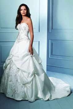 Used Alfred Angelo Wedding Dresses