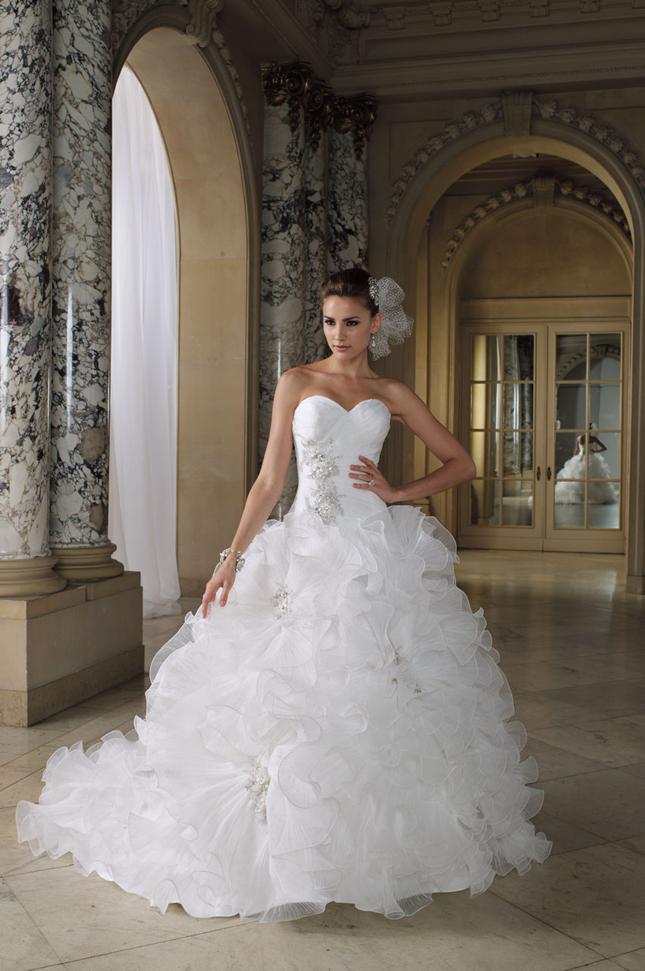 David Tutera Spring Summer 2012 Bridal Collection+ My ...