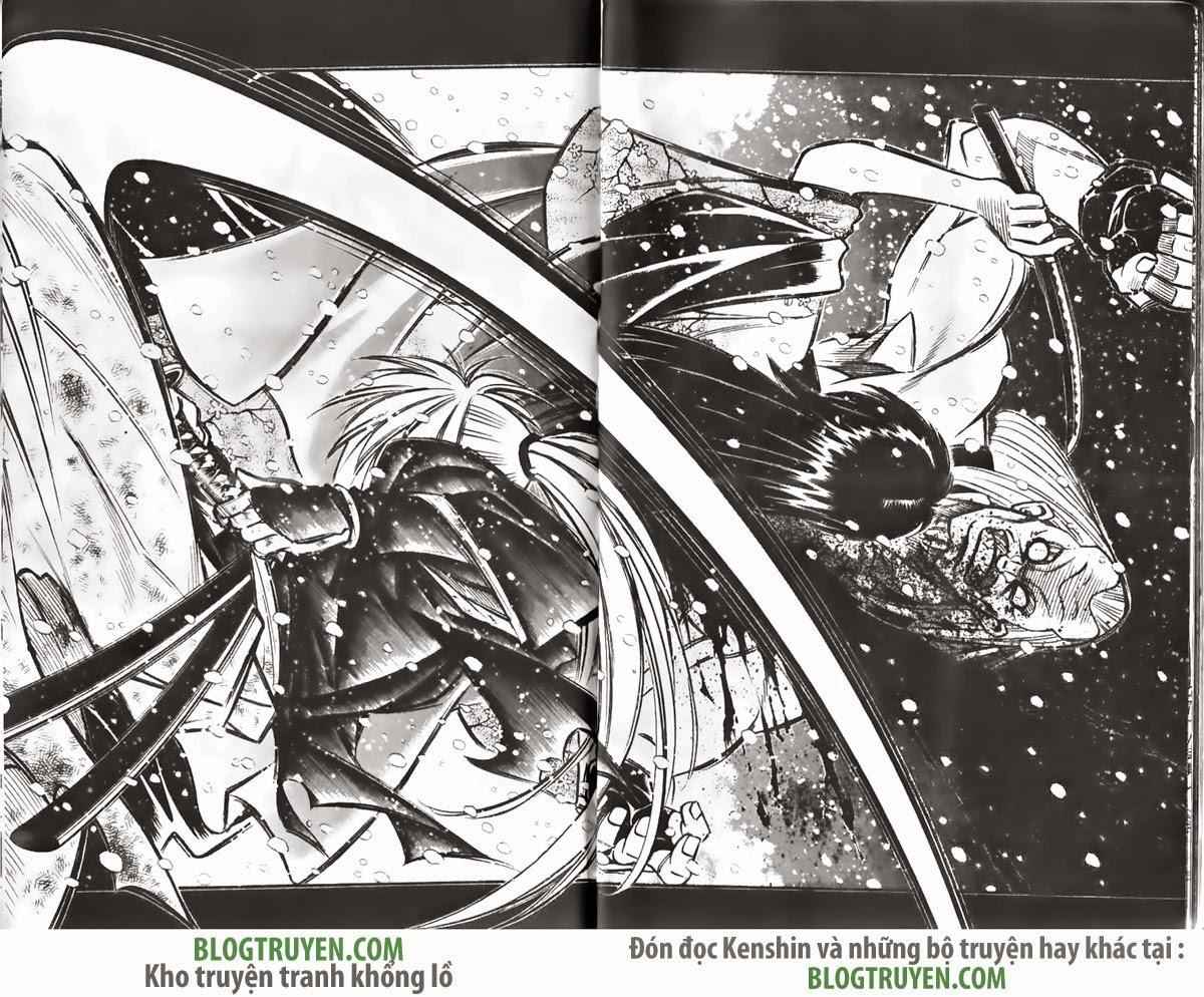 Rurouni Kenshin chap 178 trang 16