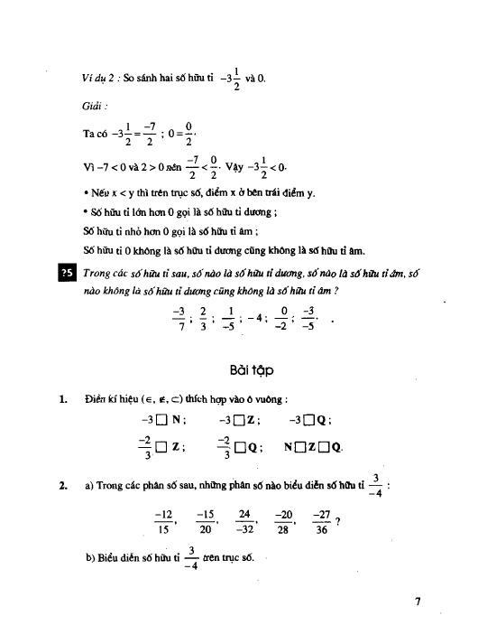 Trang 8 sach Sách Giáo Khoa Toán Lớp 7 Tập 1
