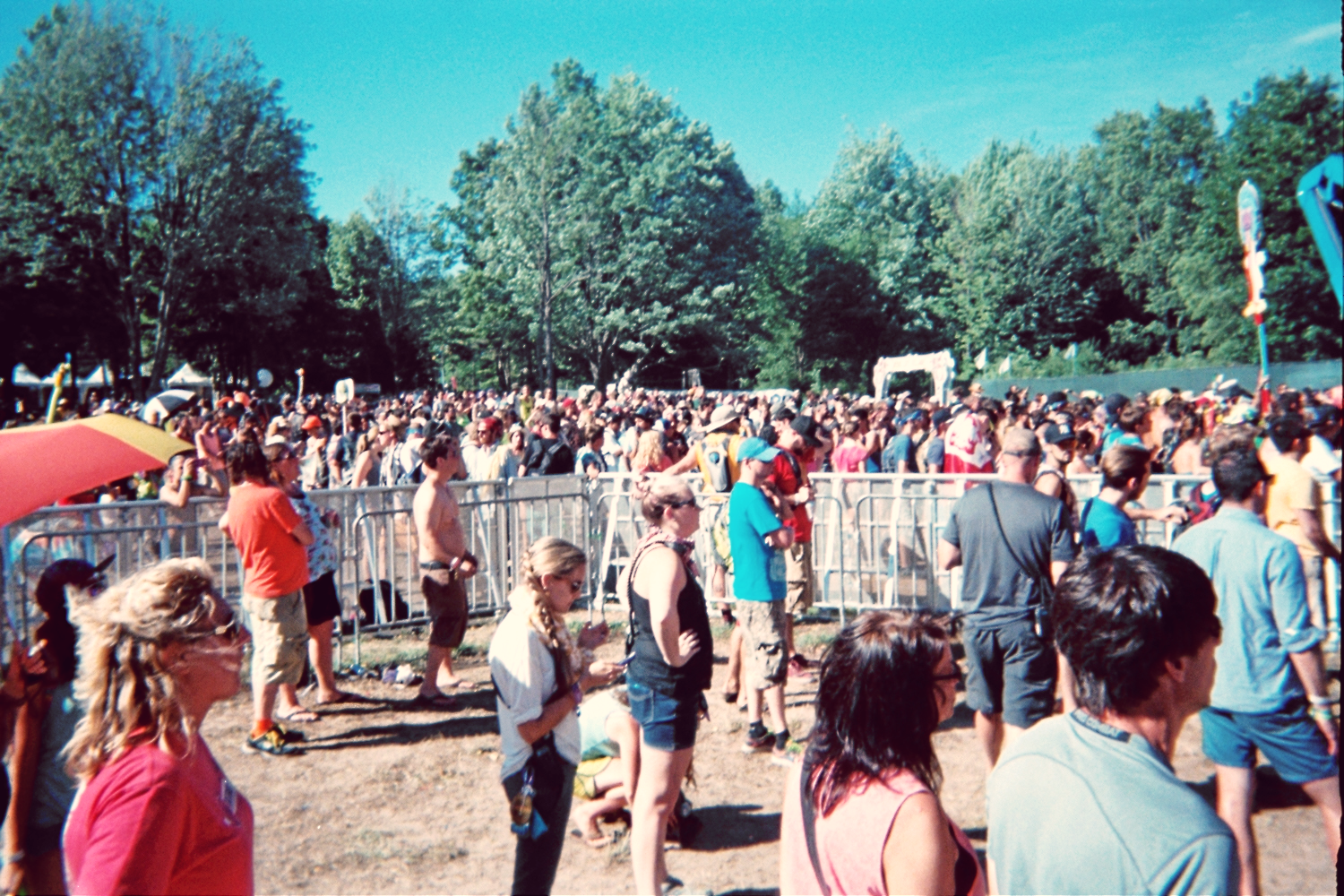 my electric forest experience  2014