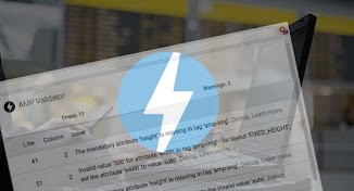 Install AMP Chrome Extension Jika Menggunakan AMP Theme