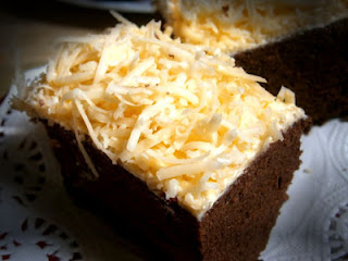 Resep Membuat Cake Kukus Putih Telur Coklat Keju Lembut