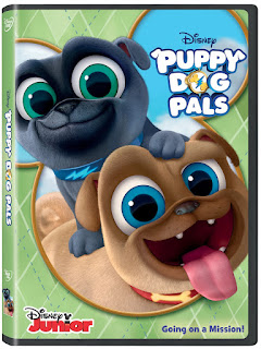 Puppy Dog Pals DVD Review