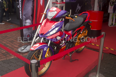 Honda RS150 Racing Boy di Motogp