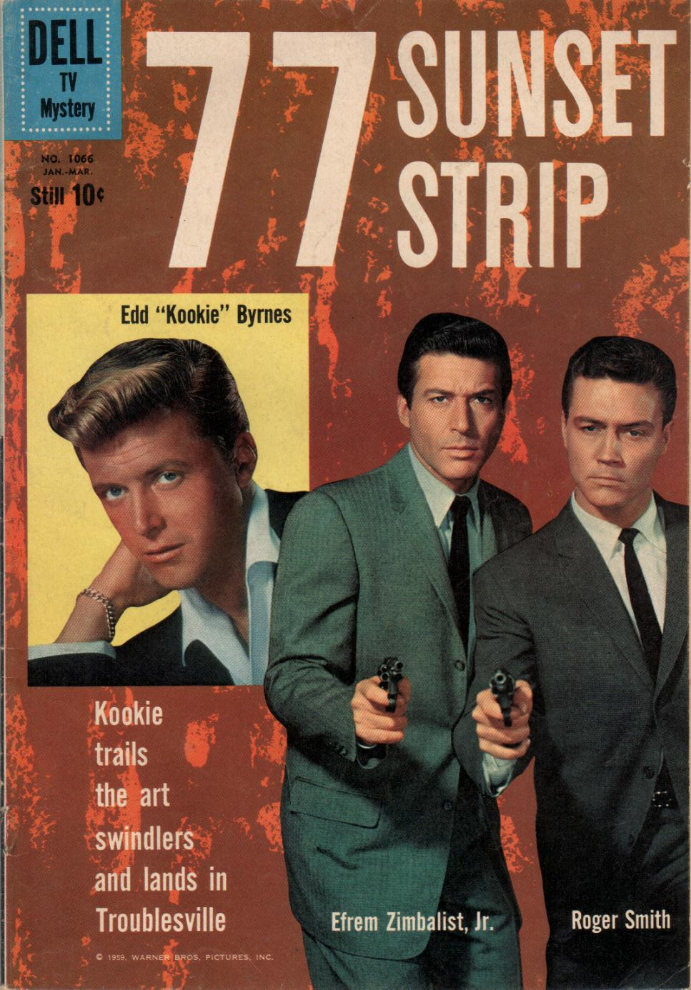 77 Sunset Strip was a TV show created by Roy Huggins (July 18, 1914 – April  3, 2002), an American novelist and writer/creator and producer of television  ...