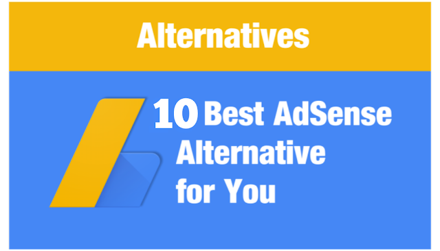 10 Best Google Adsense Alternatives (2019)
