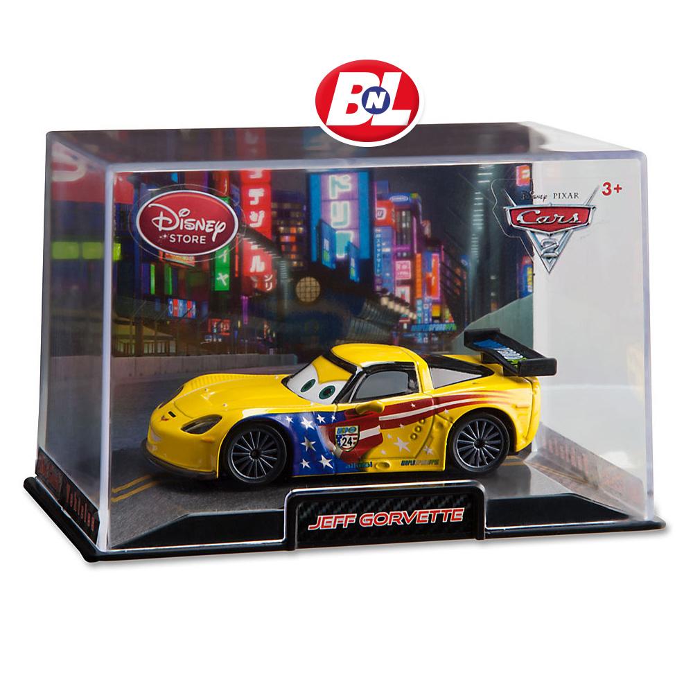 WELCOME ON BUY N LARGE: Cars 2: Jeff Gorvette