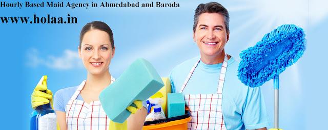 Maid Services in Ahmedabad | Baroda | Surat | Rajkot